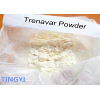 Buy cheap Yellow Prohormone Raw Powder Trenavar /  Trendione / Celtitren CAS 4642-95-9 for Muscle Mass from wholesalers