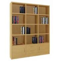 Buy cheap China Bamboo Book Shelf Rack Office Shelf Bookcase Storage for Hotel, Home from wholesalers