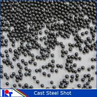 Buy cheap cast steel shot S550/1.7mm in abrasive for KAITAI from wholesalers