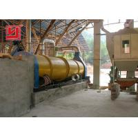 Buy cheap High Capacity Fly Ash Rotary Dyer Machine 8-15t/h Low Energy Consumption from wholesalers