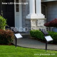 China Solar Lawn Lights | Solar LED Ground Lights 4 Watt on sale