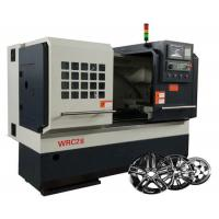 Buy cheap High quality Alloy Wheel Repair Euipment CNC Lathe Machine For Sale from wholesalers