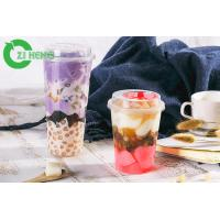 Buy cheap Recyclable Hard PP Plastic Cup Superb Clarity No Smell For Milk / Beverage from wholesalers