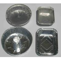 Buy cheap Aluminium foil container, Aluminium foil tray, Aluminium foil plate from wholesalers