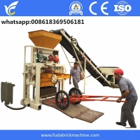 Buy cheap Molds changeable concrete cement brick block solid brick making machine from wholesalers