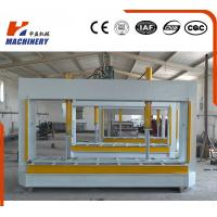 Buy cheap Wood Plate / Plywood Cold Press Laminating Machine PLC Control from wholesalers