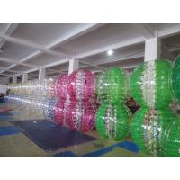 Buy cheap Inflatable Bumper Ball, Human Body Football Race Bubble Giga Zorb Bola from wholesalers