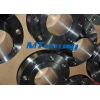 Buy cheap 1500LB F51 / F53 2205 / 2507 Flanges Pipe Fittings , Duplex Steel Socket Welding Flange from Wholesalers