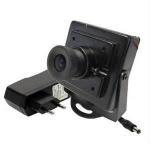 Buy cheap 95% RH Humidity Plastic Dynamic TCP / IP / HTTP Mini WIFI CCD RTSP camera from wholesalers