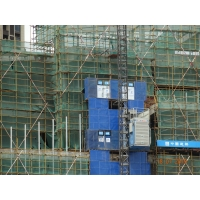 Buy cheap Rack Pinion Lift 2000 Kg Construction Hoist Elevator from wholesalers