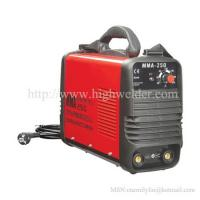 Buy cheap Mini Inverter DC MMA Welder/ARC Welding machine-MMA-250(B2) from wholesalers