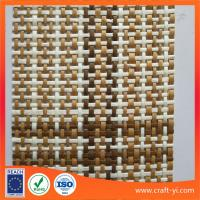 Buy cheap Straw weaving raw materials paper straw paper cloth single - wire cloth from wholesalers