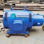 Buy cheap 100KW Hydraulic Low Head Kaplan Hydro Turbine Generator from wholesalers