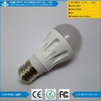 Buy cheap LED light bulb 5W die casting aluminum housing bulb light led 5W 3000-7000K from wholesalers