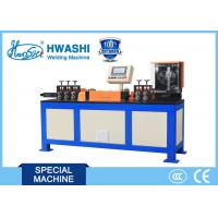 Buy cheap High Speed 2-8mm Automatic Wire Straightening and Cutting Machine from wholesalers