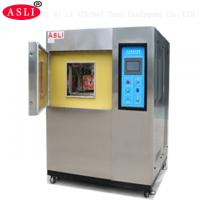 Buy cheap Environmental Stability Hot and Cold Temperature Thermal Shock Test Climatic Chamber from wholesalers