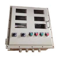Buy cheap Wall Mount Rectangular Explosion Proof Enclosure For Hazardous Location from wholesalers