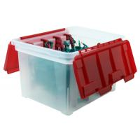 Buy cheap new design foldable paper storage box from wholesalers