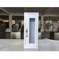 Buy cheap Flush Mount Fire Extinguisher Box , Stainless Steel Fire Extinguisher Cabinets from wholesalers