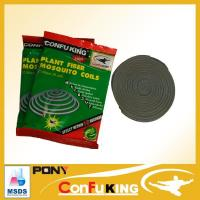 Buy cheap China powerful effect natural plant fiber mosquito coil from wholesalers