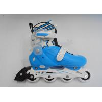 Buy cheap Sturdy PP Shell Kids Rollerblades or Roller Skates Shoes With EVA Liner for Girl or Boy from wholesalers