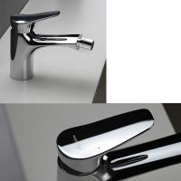Buy cheap Brass Single Handle Bidet Faucet Mixer Tap from wholesalers