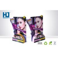 Buy cheap Corrugated Advertising point of purchase display boxes IN Cosmetics Mascara from wholesalers