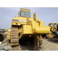 Buy cheap Used CAT D8L Crawler Bulldozer/Used Caterpillar Dozer D8L/CAT D8 D8K D8N D8R Tracked Dozer from wholesalers
