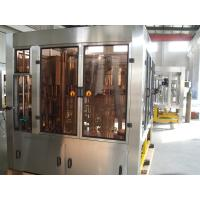 Buy cheap Balanced Pressure Carbonated Soda Filling Machine Aluminum Can Filling Machine from wholesalers