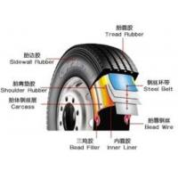 Buy cheap wire bead bike tyres, 0.78mm,0.89mm,0.96mm, CARBON BLACK N660,N330,NYLON TIRE CORD FABRIC,bead cores from wholesalers