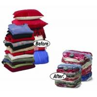Buy cheap Mildew - resistant Clothes Vacuum Bag, clothing storage vacuum bags from wholesalers