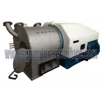 Buy cheap Two - Stage Pusher Chemical Centrifuge For Copper Sulphate Dehydration from wholesalers