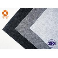 Buy cheap Breathable Non Woven Felt Hat Materials Nonwoven Polyester Industrial Felt Fabric from wholesalers