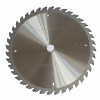 Buy cheap 7-1/4 Inch 40 Tooth TCT Carbide Circular Saw Blade For Hard Soft Wood from wholesalers