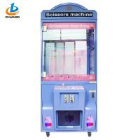 Amusement Blue Prize Redemption Machine With Two Insert Slots Metal Material