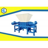 Buy cheap Double Shaft Solid Waste Shredder Equipment For Household / Industrial / Commercial from wholesalers