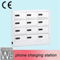 Buy cheap Indoor Self-Service Cell Phone Charging Station Multi Phone Charging Vending Machine from wholesalers