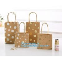 Buy cheap Cheap Customized Cute Printed Paper Shopping Bag With Handle for Tea,Shopping Bag with Ribbon Handles for Clothing pack from wholesalers
