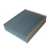 Buy cheap Extruded Aluminum Heatsinks ,6061 / 6005 Aluminum Extrusion Heatsink For Solar PV Products from wholesalers