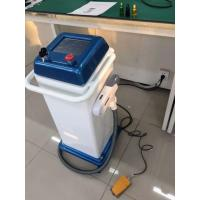 Buy cheap portable q switched nd yag laser  tattoo removal beauty machine for Black doll skin whitening eye brow removal from wholesalers