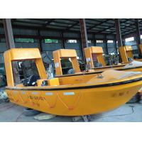 Buy cheap New products 6 persons rescue boat and outboard SOLAS certification from wholesalers