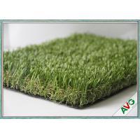 13000 Dtex Outdoor Artificial Grass / Artificial Turf / Fake Grass Apple Green