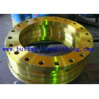 Buy cheap C 71640 Forged Steel Flanges / Copper Nickel Flanges For Chemical And Construction from wholesalers