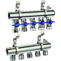 Buy cheap Pre-Assembled Brass Manifold for Underfloor Heating (TOMILAKE--005) from wholesalers