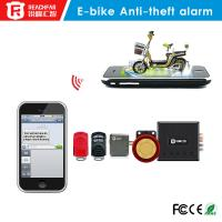 Buy cheap Mini gsm/gprs gps tracker Electric bicycle anti-theft alarm system SMS and phone alarm from wholesalers