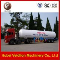 Buy cheap LPG Tank bobtail Semi Trailer for Nigeria from wholesalers