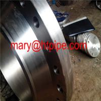 Buy cheap ASTM A105 carbon steel WN flange from wholesalers