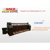 Buy cheap Dye Sublimation Flag Digital Textile Printing Machine for Indoor And Outdoor Poster from wholesalers