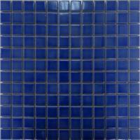 Buy cheap Dark Blue Ceramic Mosaic Tiles (LY-137) from wholesalers