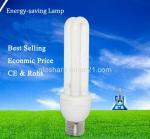 Buy cheap $.73 2U E27 Energy Saving CFL Fluorescent Lamp Light Bulb CE from wholesalers